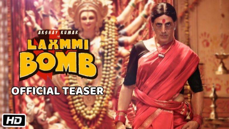 Laxmmi Bomb movie download in HD 720p