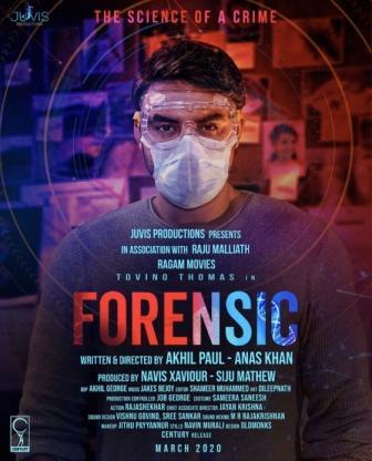 Forensic Malayalam Movie english subtitles in 720p