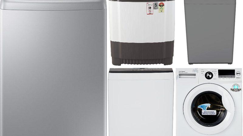 5 Best Washing Machines Under 15000