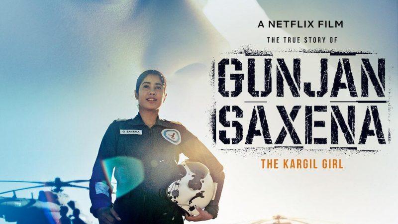 Gunjan Saxena movie download in 720p on netflix
